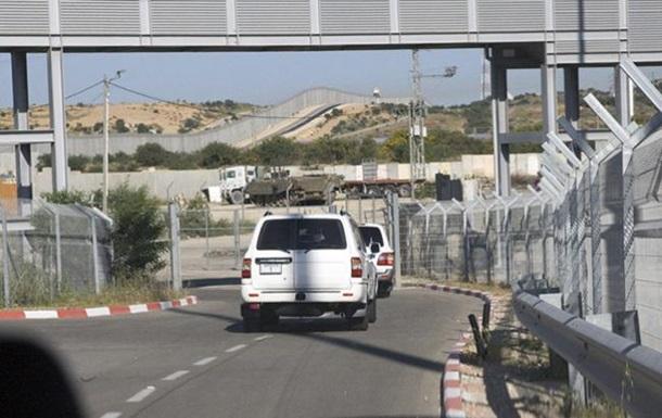 Ізраїль закрив єдиний КПП на кордоні з сектором Гази