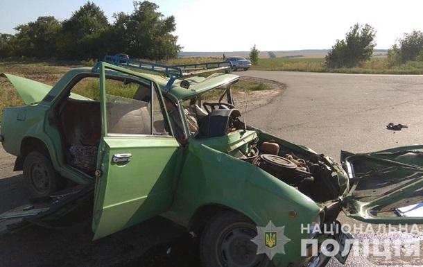 У Харківській області зіткнулися два легковики: троє загиблих
