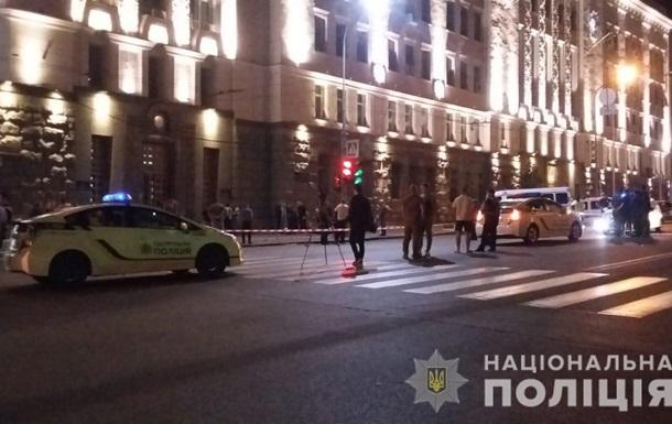 В Харькове в перестрелке погиб полицейский