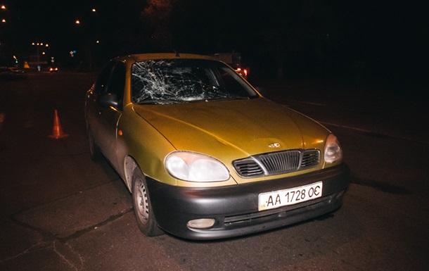 Нічна ДТП в Києві закінчилася масовою бійкою