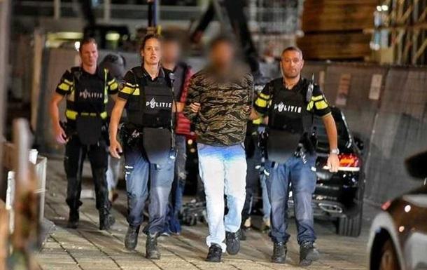 У Нідерландах евакуювали вокзал через бомбу