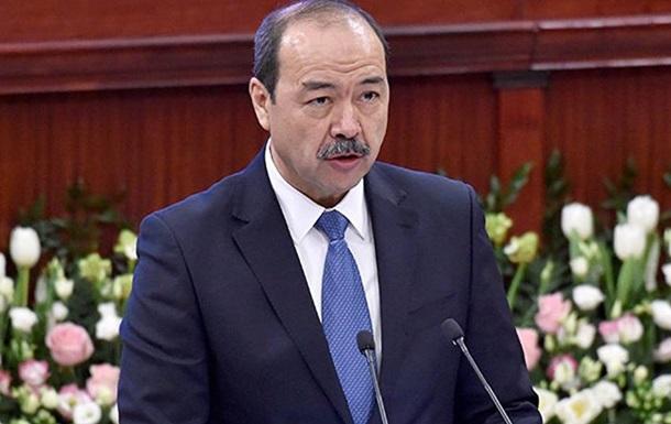 Прем єр Узбекистану потрапив у ДТП