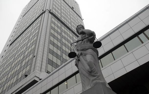 В Україні кількість суддів зменшилася майже на третину