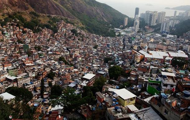 У Бразилії 12 людей загинули в ході операції проти наркобізнесу
