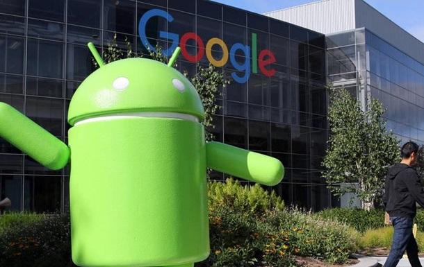 Проти Google позиваються через приховану геолокацію
