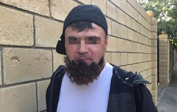 В Одесі спіймали кілера завдяки відклеєній бороді