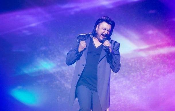 У Києві обікрали українського співака