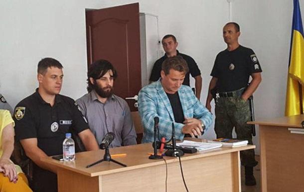 Суд продовжив арешт бразильцеві Лусваргі
