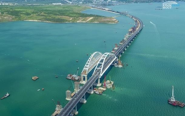 У Росії нагороджуватимуть медаллю за будівництво Кримського моста