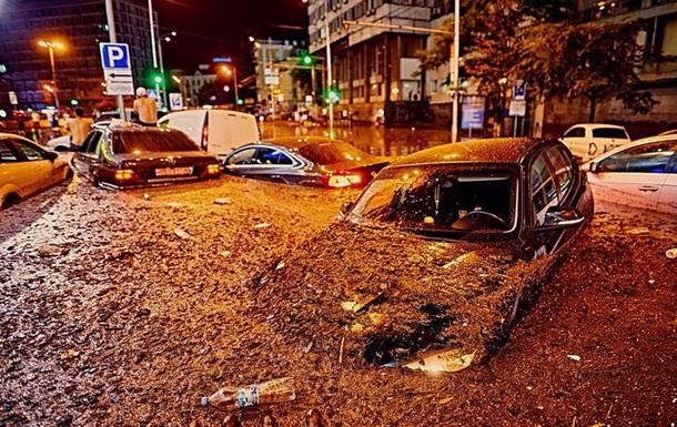 Коммунальный коллапс мегаполисов Украины