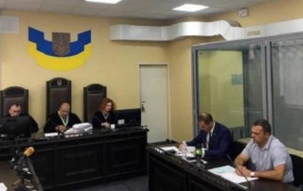 Вбивство Олешка: суд залишив під вартою підозрюваних