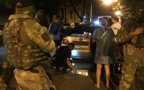 Силовики провели спецоперацию в Одессе - СМИ