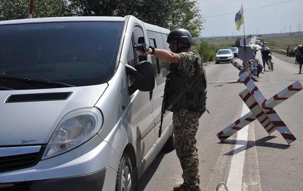 На Донбасі різко зріс пасажиропотік через КПП