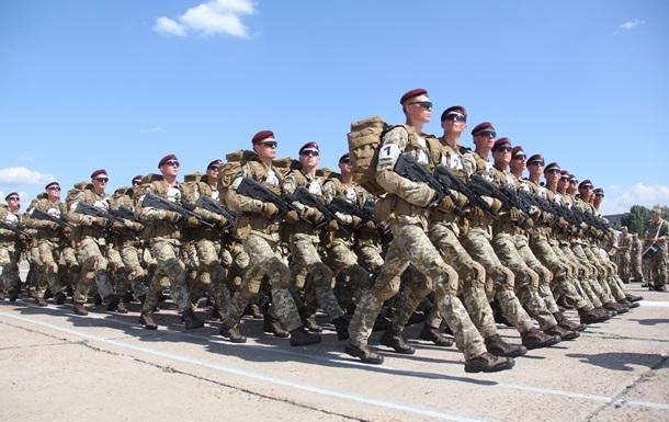 У Міноборони не можуть порахувати вартість військового параду