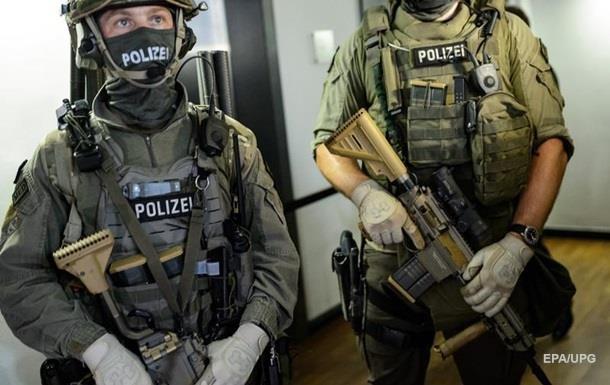 У Німеччині заарештований росіянин за підозрою в підготовці теракту