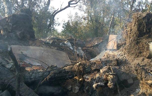 Селище Зайцеве потрапило під обстріл, є руйнування