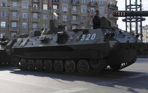 Укроборонпром показав, які розробки представить на параді