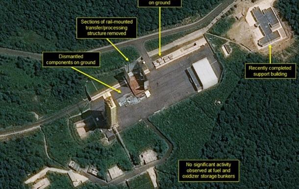 КНДР призупинила демонтаж ракетного полігона