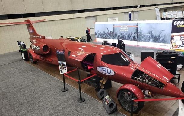 У США побудували лімузин-літак