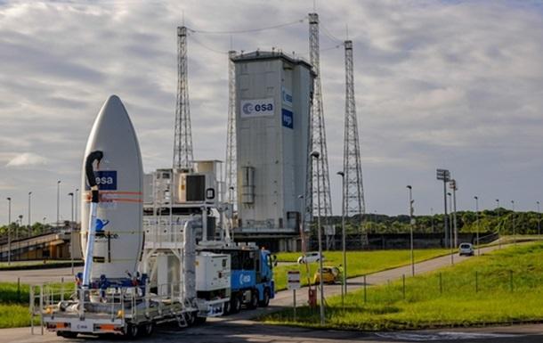 ESA запустило спутник для изучения ветров