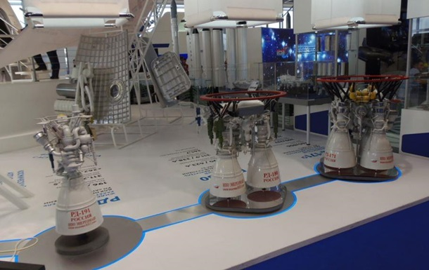 Россия продолжит поставлять ракетные двигатели в США
