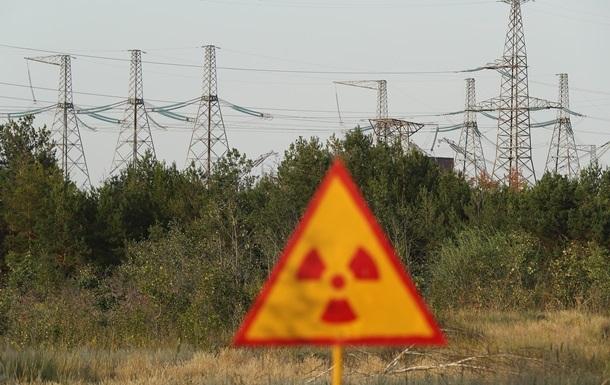 Прикордонники затримали вантажівку з радіоактивними трубами з Чорнобиля