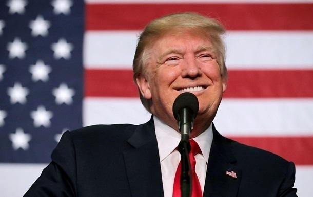 Трамп поставив собі  п ять з плюсом  за діяльність на посаді президента