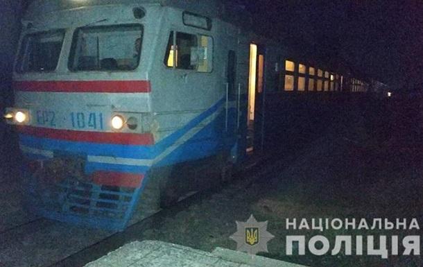 В Харькове электричка сбила насмерть женщину