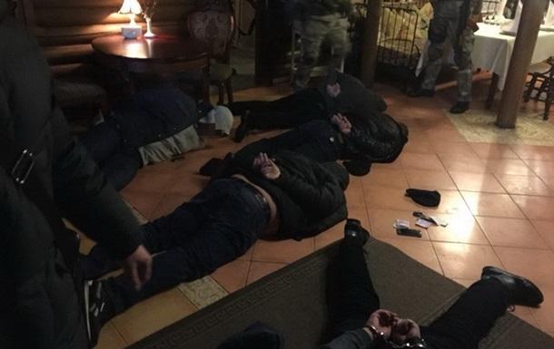 СБУ затримала кримінальних  авторитетів  з Росії