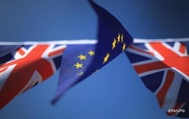 Великобританія підрахувала розмір збитків від Brexit без угоди з ЄС