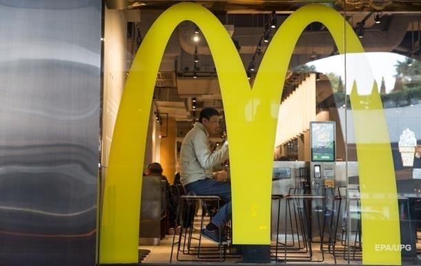 В США более полтысячи людей отравились салатами из McDonald s