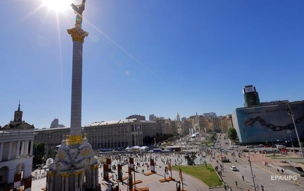 Google поздравил украинцев с Днем независимости новым дудлом