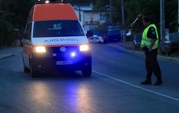 У Болгарії розбився автобус: 15 жертв
