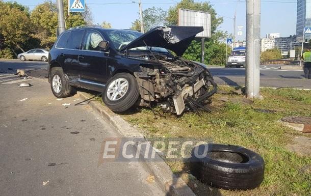 У Києві п яний водій влаштував перегони