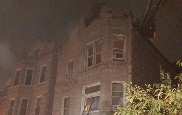 У Чикаго під час пожежі загинуло шестеро дітей і двоє дорослих