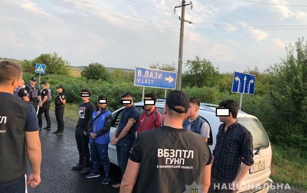 Россиянин перевозил нелегалов в ЕС – Госпогранслужба