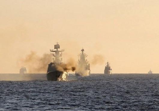 Нагнетание обстановки в Азовском море