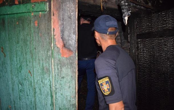 У Рівненській області під час пожежі загинули двоє дітей