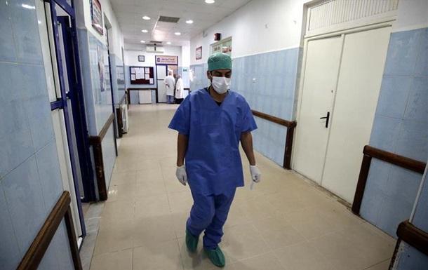 В Алжирі зафіксований спалах холери