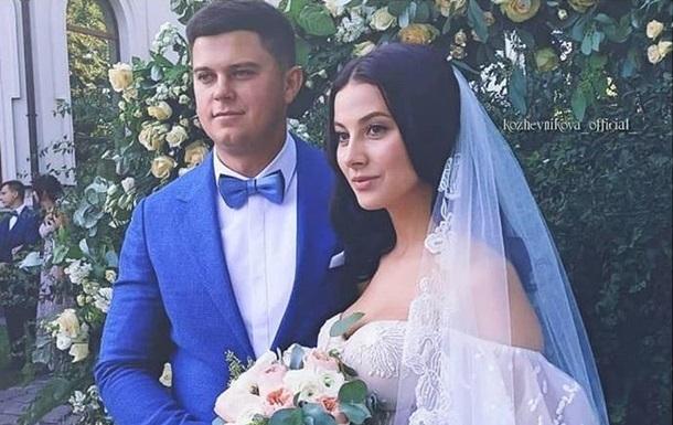 Солистка ВИА Гры Настя Кожевникова вышла замуж
