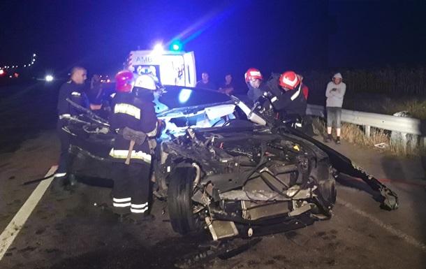 У Черкаській області в потрійній ДТП загинув іноземець
