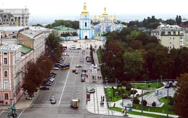 Потік іноземних туристів до Києва рекордно зріс