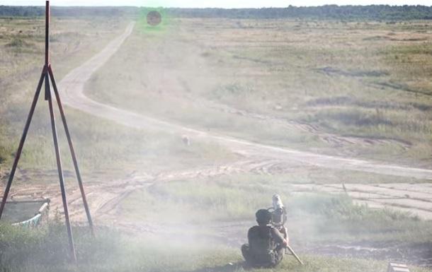 Український аналог Javelin підбив танк