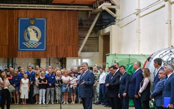 Порошенко исключил возможность приватизации оборонных предприятий