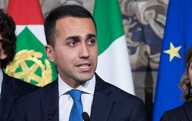 Італія має намір блокувати прийняття бюджету Євросоюзу