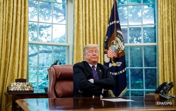 Новое соглашение сМексикой направлено наликвидацию торговых барьеров— Трамп