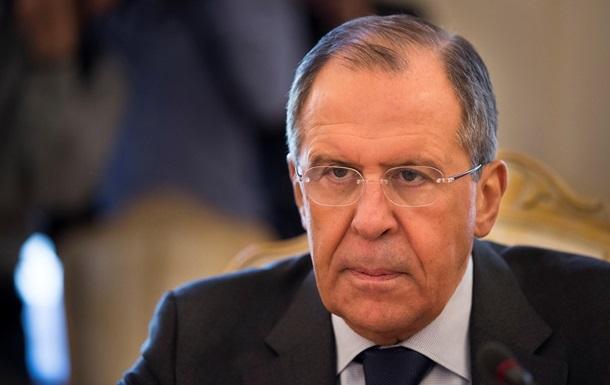 Лавров розповів про відповідь на нові санкції США
