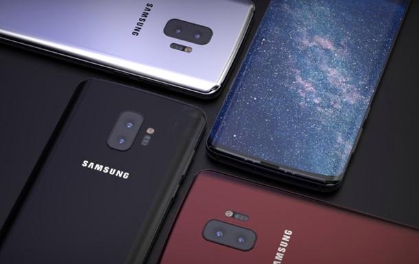 ЗМІ назвали ключову особливість майбутніх Galaxy S10