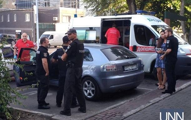 Стрельба в Одессе: появились подробности