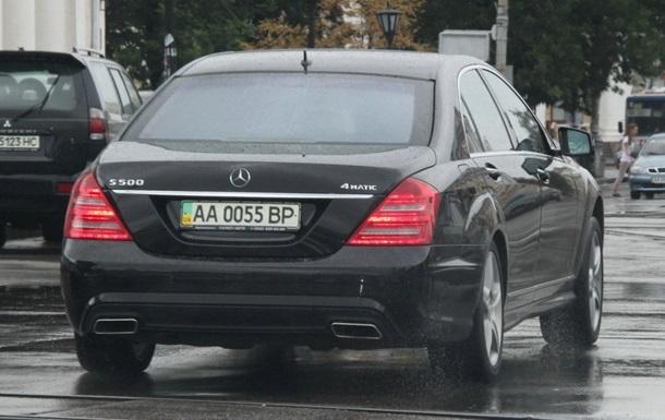 В Украине открыли данные об автомобилях